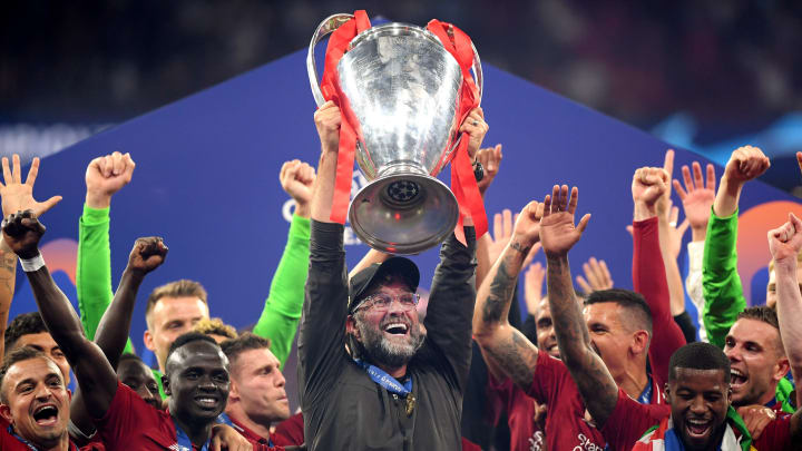 Jürgen Klopp levou o Liverpool de volta ao topo da Europa e do mundo.