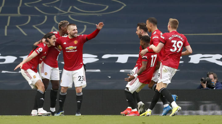The result puts United in pole position in the race for the top four