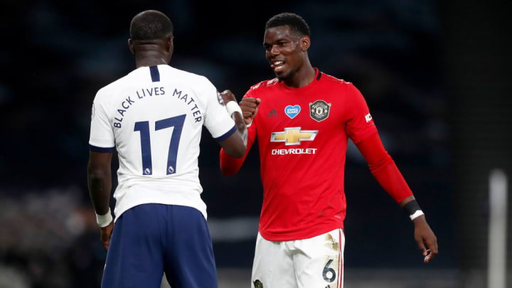 Paul Pogba, Moussa Sissoko