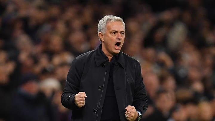 José Mourinho, nuevo entrenador de la Roma