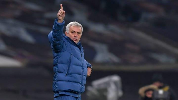 José Mourinho wollte Höjbjerg um jeden Preis verpflichten - und durfte sich schließlich über das Ja-Wort des Dänen freuen