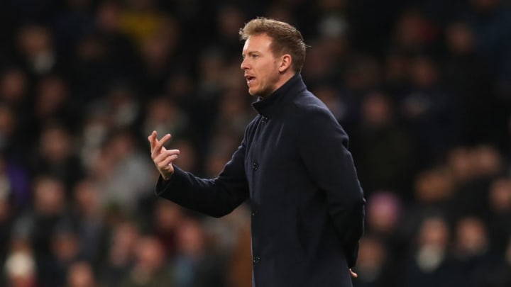 Since becoming Hoffenheim manager in February 2016, only Bayern Munich and Borussia Dortmund have won more points than Nagelsmann's teams in that time
