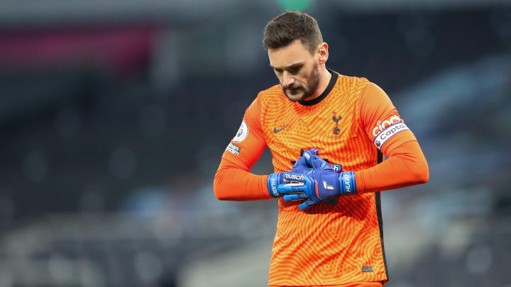 Hugo Lloris absent from training amid speculation over Spurs future