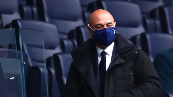 Daniel Levy is angered but unmoved in his stance over Harry Kane's future