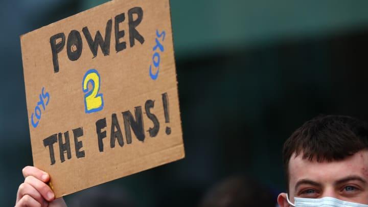 Die Fans müssen laut bleiben