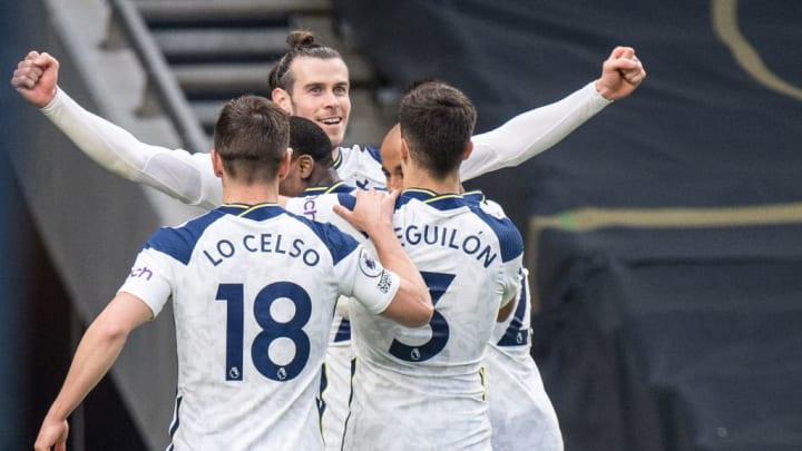 Gareth Bale, Sergio Reguilon, Giovani Lo Celso