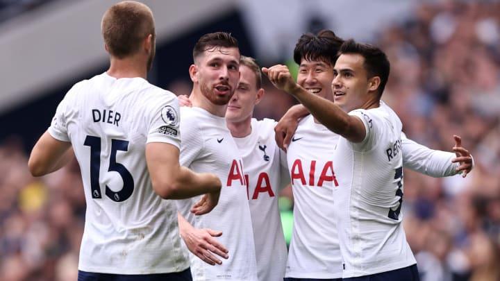 On connaît les notes des joueurs de Tottenham sur FIFA 22.