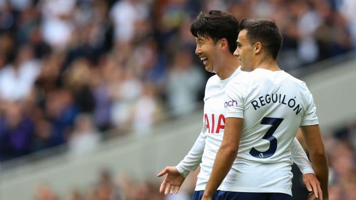 Tottenham Hotspur are in Europe - Arsenal aren't
