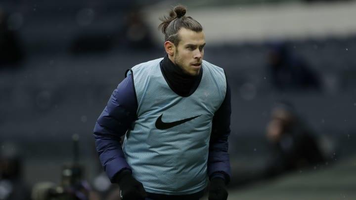 Bale's loan at Tottenham has been unsuccessful so far