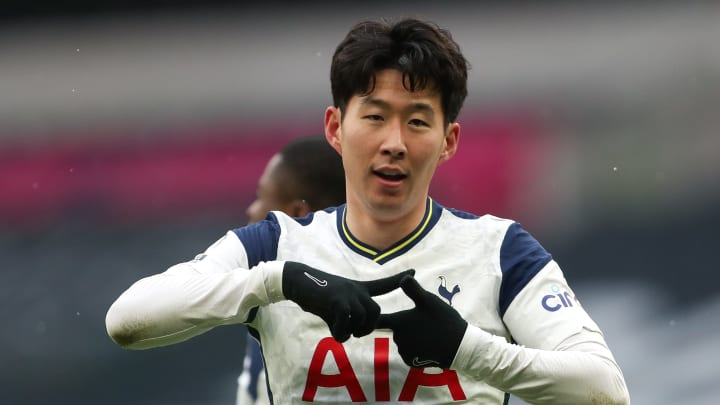 Son is one of Asian football's all-time greats