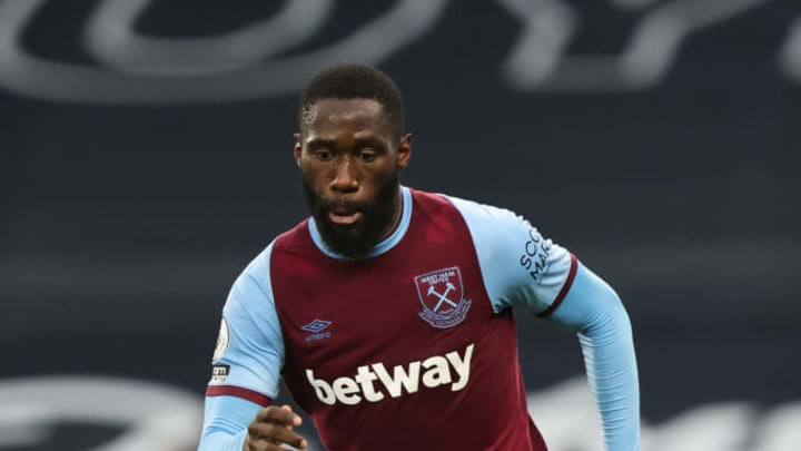 Masuaku was one of the Hammers' most energetic performers