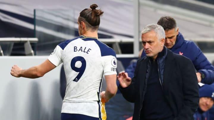 Jose Mourinho, Gareth Bale