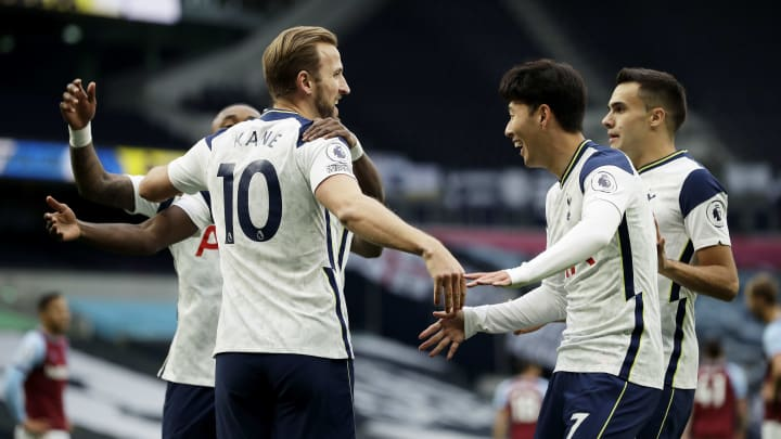 Harry Kane, Heung-Min Son