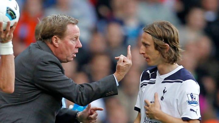 Tottenham Hotspur's English manager Harr