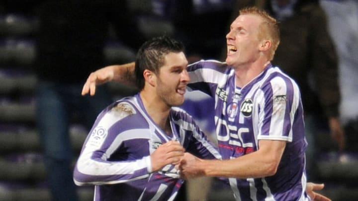 Gignac y Mathieu coincidieron en el Toulouse