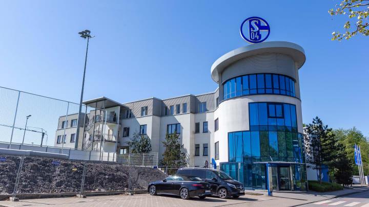 Training ground FC Schalke 04