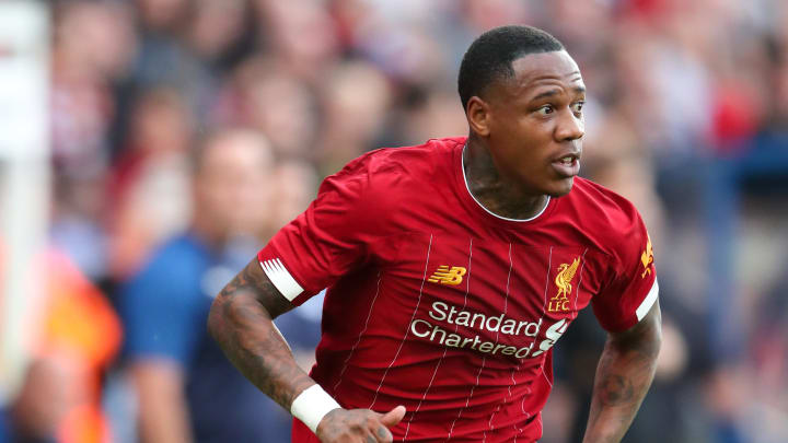 Nathaniel Clyne Training With Crystal Palace After Liverpool Exit