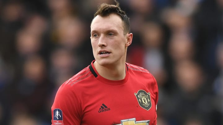 Man Utd will sanction a Phil Jones transfer in January