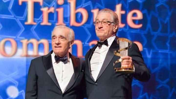 Robert De Niro, Martin Scorcese