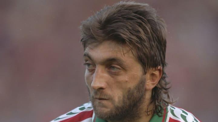 Trifon Ivanov of Bulgaria