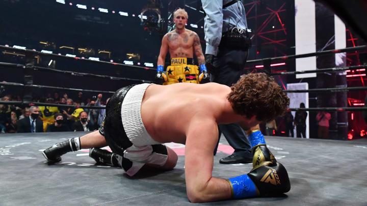 Jake Paul, Ben Askren knockout.