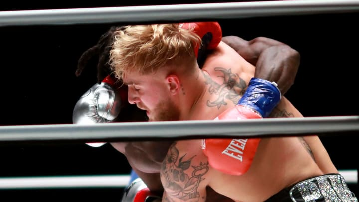 Jake Paul noqueó al ex jugador de la NBA Nate Robinson en una pelea de boxeo realizada en 2020