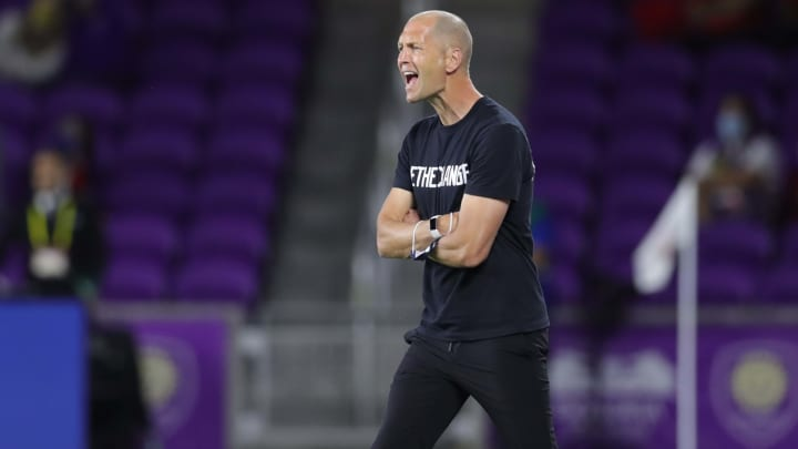USMNT head coach Gregg Berhalter names squad ahead of international tournament Nation's League