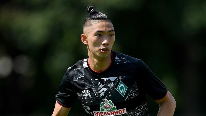 Kyu-hyun Park bleibt bei Werder