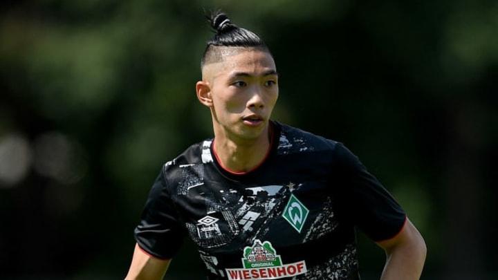 Kyu-hyun Park wird seine Chance bei Werder Bremen bekommen