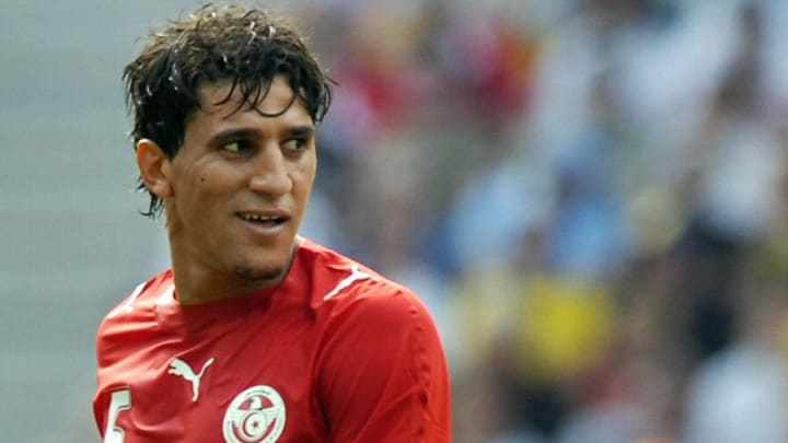Tunisian forward Ziad Jaziri leaves the