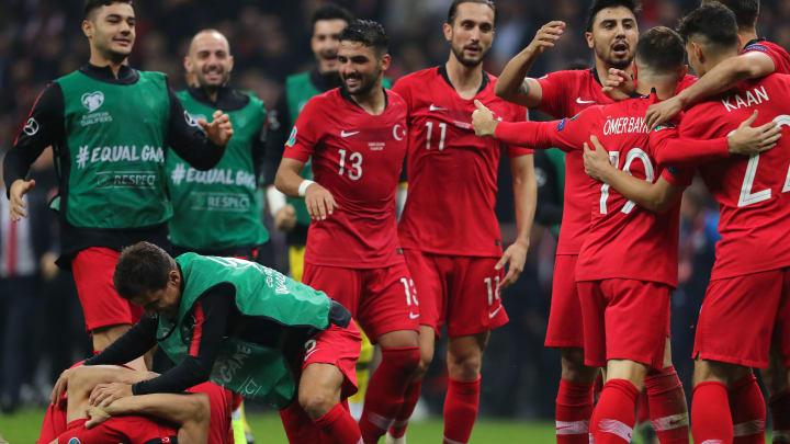Turkey v Iceland - UEFA Euro 2020 Qualifier