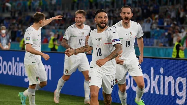 Italien startet erfolgreich in die EM
