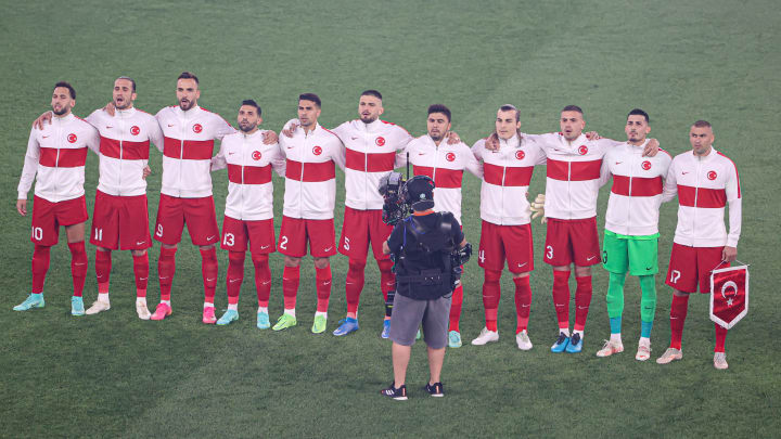 Turkey are looking for their first win