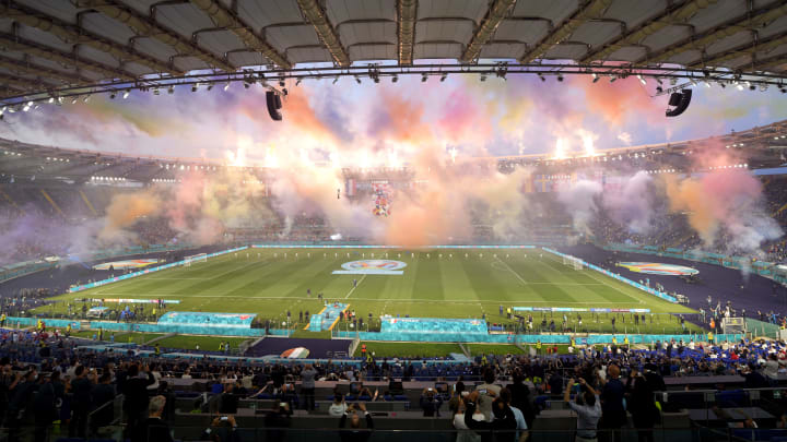 The opening ceremony of Euro 2020 took place in Rome