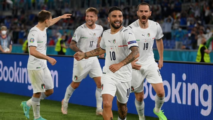 Italy roared to victory over Turkey