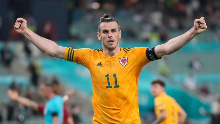 Der Waliser Gareth Bale ist 90min Spieler des Spiels