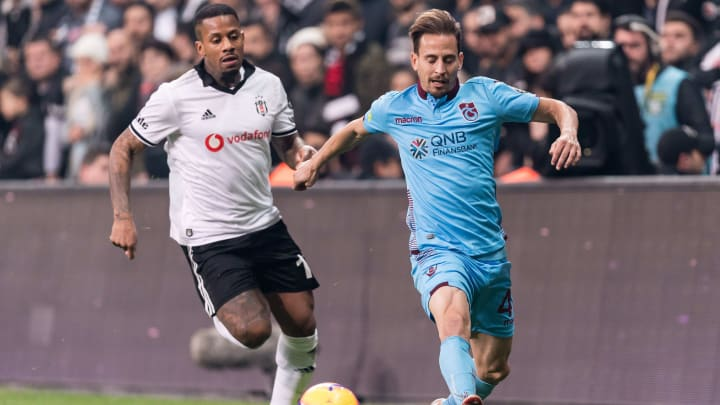 "Turkish Spor Toto Super Lig""Besiktas AS v Trabzonspor AS"""