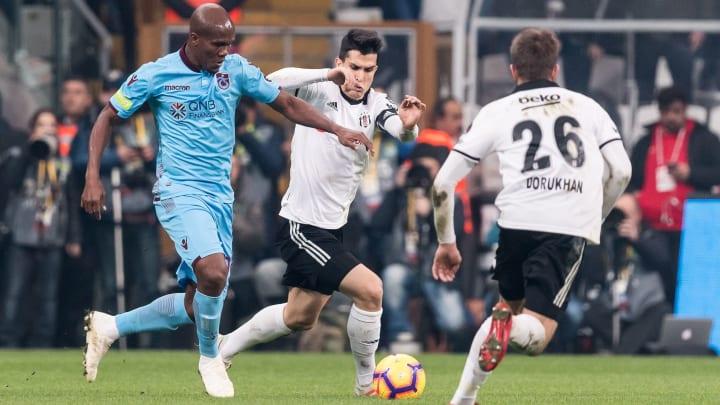 """Turkish Spor Toto Super Lig""""Besiktas AS v Trabzonspor AS"""""""