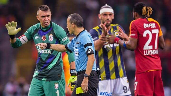 Galatasaray Fenerbahce 2021