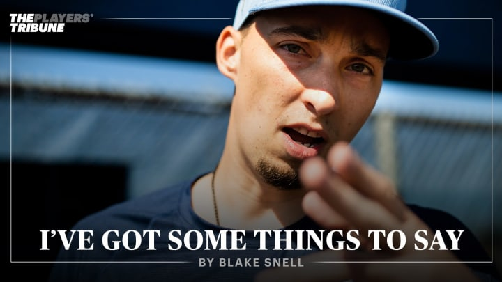 I've Got Some Things to Say - The Players' Tribune