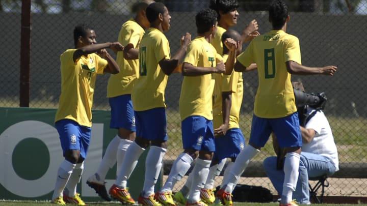 Seleção brasileira sub-15.