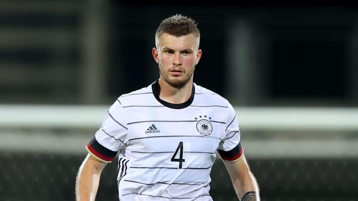 U21 Latvia v U21 Germany - UEFA European Under-21 Championship Qualifier