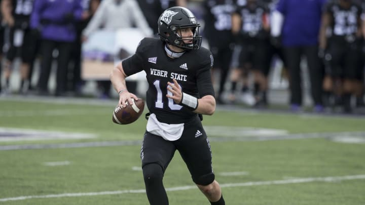 Northern Arizona vs Weber State odds, spread, prediction, date & start time for FCS college football game.