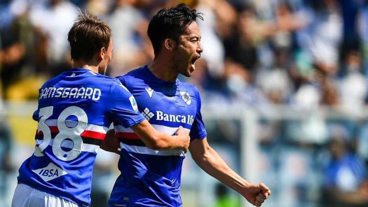 Sampdoria Napoli Série A