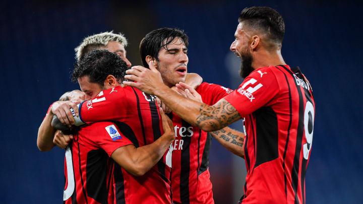 Milan hat die ersten drei Punkte im Sack