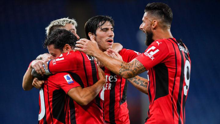 AC Milan Lineup Prediction to Face Cagliari - Serie A 2021/22 - Ruetir