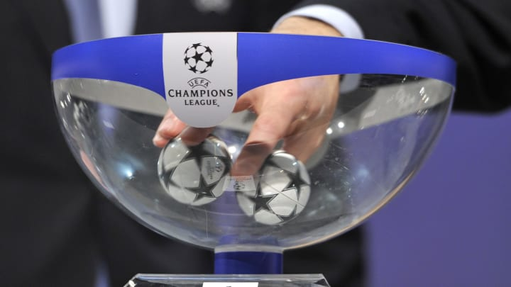 The Complete 2020 21 Uefa Champions League Group Stage Draw