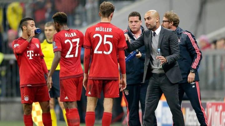"""UEFA Champions League - """"FC Bayern Munich v Arsenal"""""""