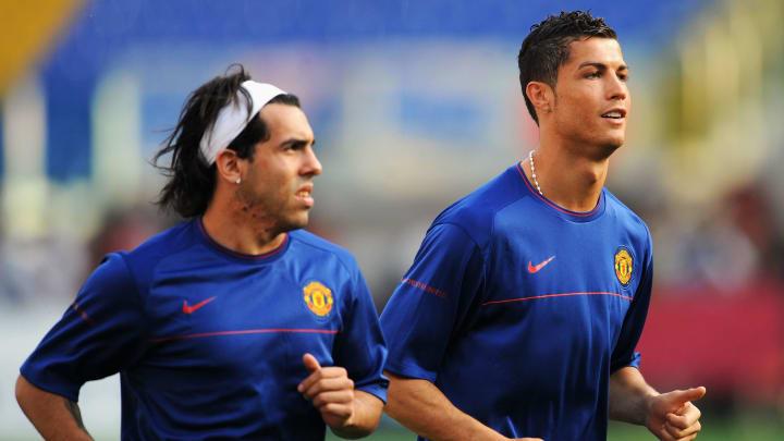 Carlos Tevez, Cristiano Ronaldo