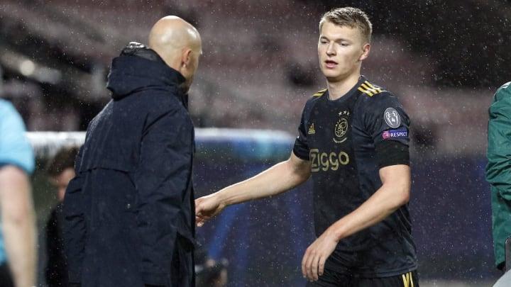 "UEFA Champions League Group D""FC Midtjylland v Ajax Amsterdam"""
